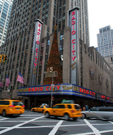 New York - Radio City Music Hall