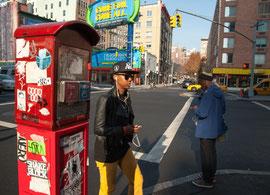 New York - SoHo und NoLIta Impressionen