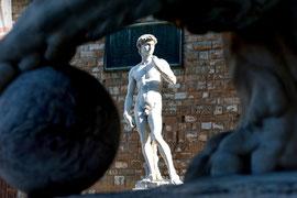 Impressionen Toskana - Florenz David