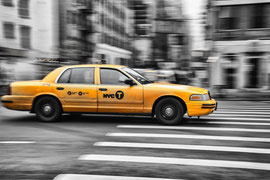 New York -Taxi