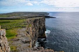 Irland - Insel Inishmore Ringfort Dun Aenghus