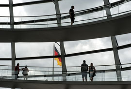 Berlin - Am Reichstag