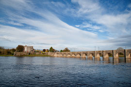 Irland - am River Shannon