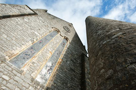 Irland - Kilkenny St. Canice's Cathedral
