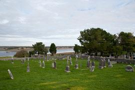 Irland - Kloster Clonmacnoise