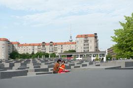 Berlin - Holocaust Mahnmal