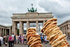 Berlin - Am Brandenburger Tor