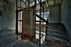 stairs & iron
