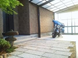造園・外構・エクステリア工事@奈良県北葛城郡広陵町