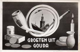 Groeten uit Gouda, 1949