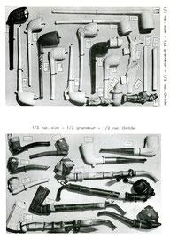 2 Catalogus pagina's van de firma Theodor Lamp