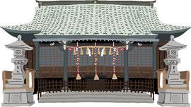 神社 仏閣 史跡 氷川神社