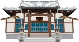 神社 仏閣 史跡 蓮清寺