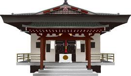 神社 仏閣 史跡 安養寺