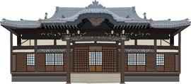 神社 仏閣 史跡 世尊院