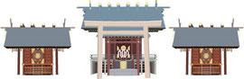 神社 仏閣 史跡 阿佐ケ谷神明宮