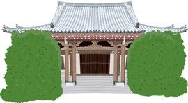 神社 仏閣 史跡 金龍寺