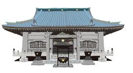 神社 仏閣 史跡 西光寺