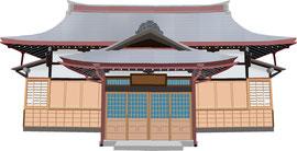 神社 仏閣 史跡 常楽院
