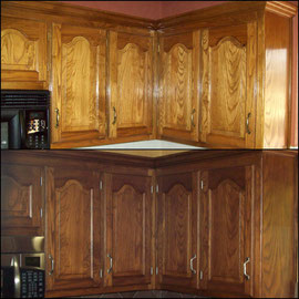 Cabinetry Jna Painting Provides Quality Cabinet