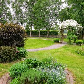 Garten Pflegeheim