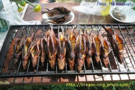 Копченая рыба2 (лещ-кольцо)
