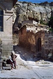 Cappadoce, Turquie 1991
