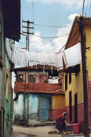 Ankara, la vieille ville, Turquie 1991