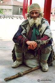 Ankara, le pâtre.... Turquie 1991