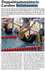 01. Aug. 2010: Gemeindezeitung Absam