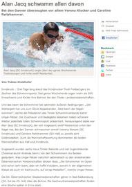 04. Juli 2010: Tiroler Tageszeitung online