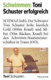 12. Mai 2010: Bezirksblatt