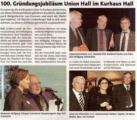 03. Dez. 2009: Haller Blatt