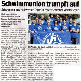 25. Nov. 2009: Bezirksblatt