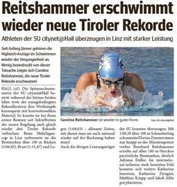 03. Feb. 2010: Bezirksblatt