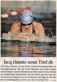 23. Feb. 2010: Tiroler Tageszeitung