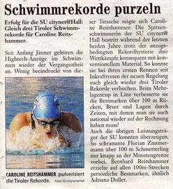 28. Jan. 2010: Tiroler Woche