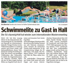 14. Juli: Bezirksblatt