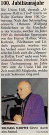 12. Nov. 2009: Tiroler Woche