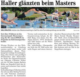 15. Juli 2010: Tiroler Woche