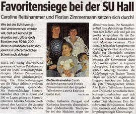 16. Dez. 2009: Bezirksblatt