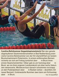 28. Juli 2010: Bezirksblatt
