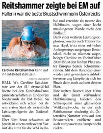 02. Dez. 2010: Bezirksblatt