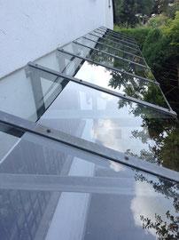 Glasdach Reinigung - München - made by Schaller Gebäudereinigung