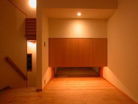 2005 光の小住宅(安曇野市)
