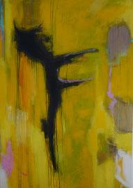shadow's dance  canvas  160 cm / 110 cm
