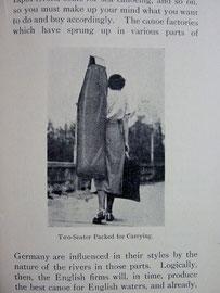 ELLIS  Canoeing for Beginners, Brown Son & Ferguson ltd, 1936