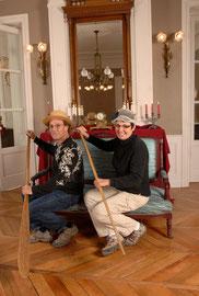 Alain et Annick Champetier