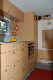 Küche Backofen-Kühlschrank