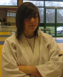Cécilia AMAND  QN  2ème  +78 kg
